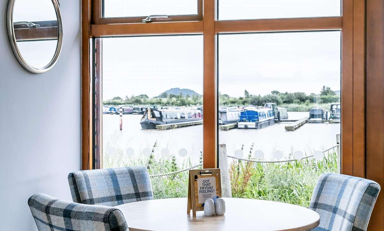 Tattenhall Boathouse Café Bar 6 Min